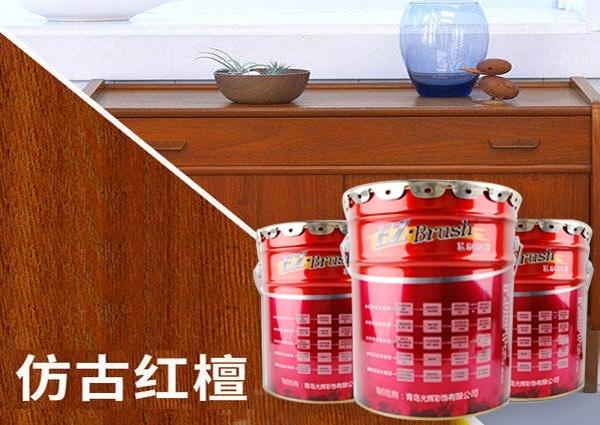 简述水性木器漆的调色技巧