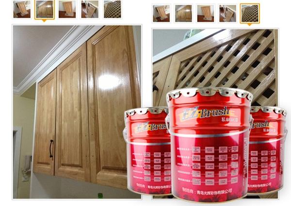 水性环保木器清漆