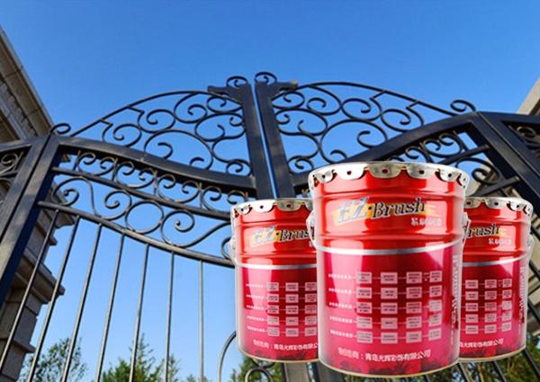 水性环保工业漆面漆