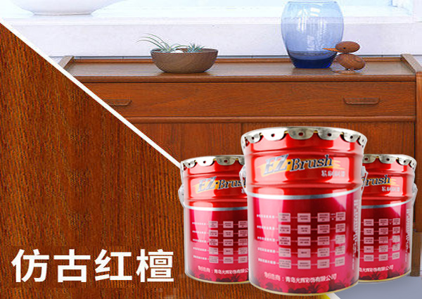 家具使用水性木器漆